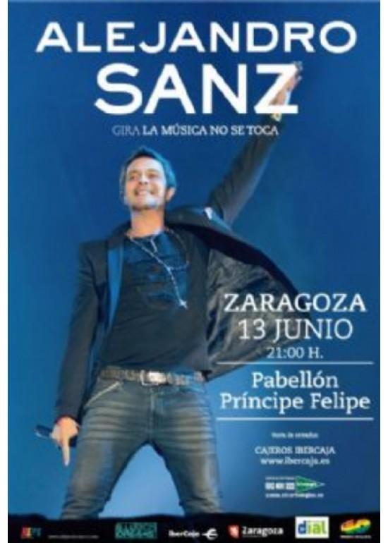 13 junio 2013 CONCIERTO DE ALEJANDRO SANZ