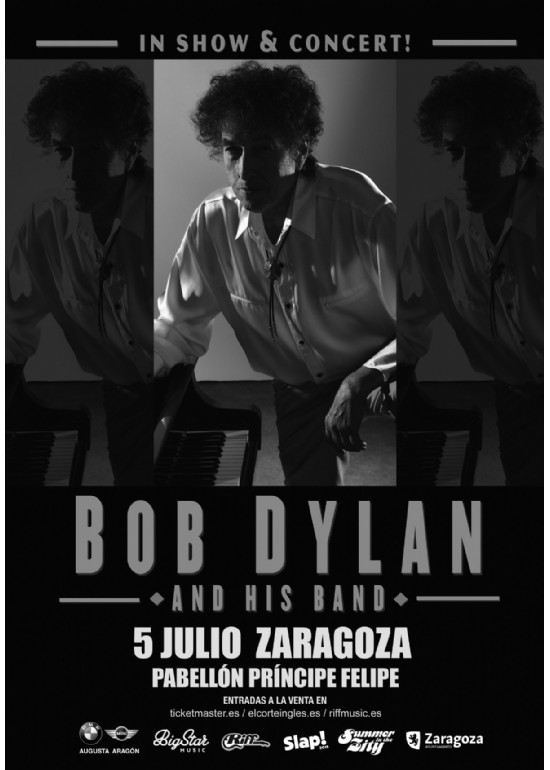 5 julio 2015 CONCIERTO DE BOB DYLAN