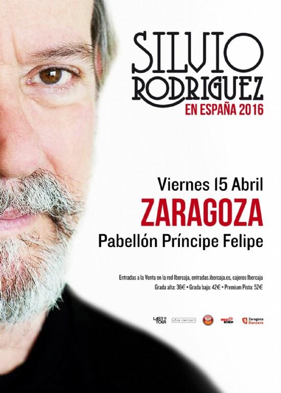 15 abril 2016 CONCIERTO SILVIO RODRIGUEZ