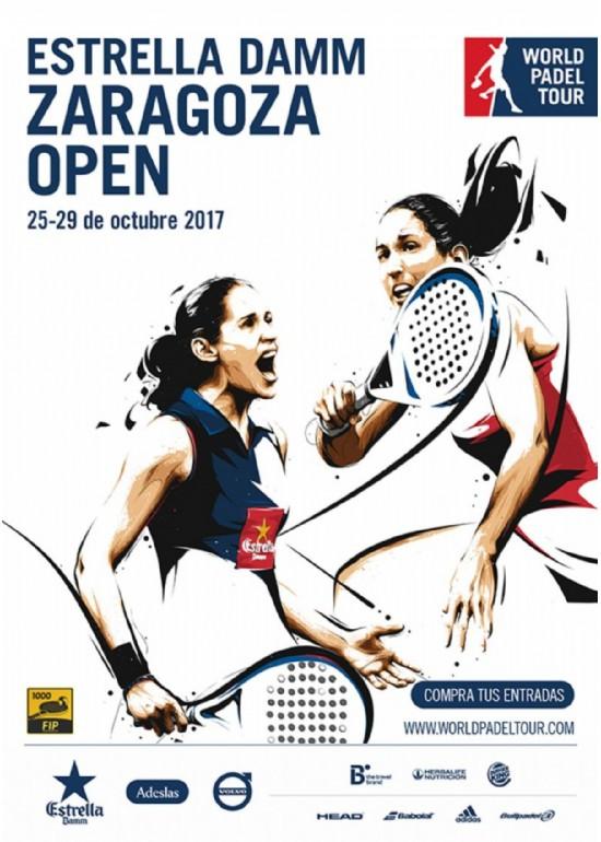 25 al 29 octubre 2017 II WORLD PADEL TOUR ZARAGOZA