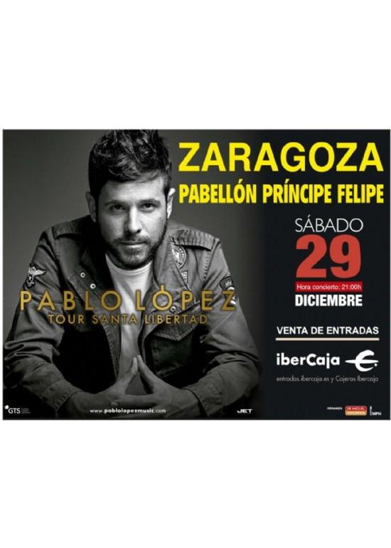 29 diciembre 2018 CONCIERTO DE PABLO LÓPEZ