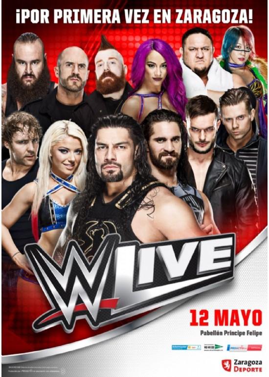 12 mayo 2018 CAMPEONATO WWE