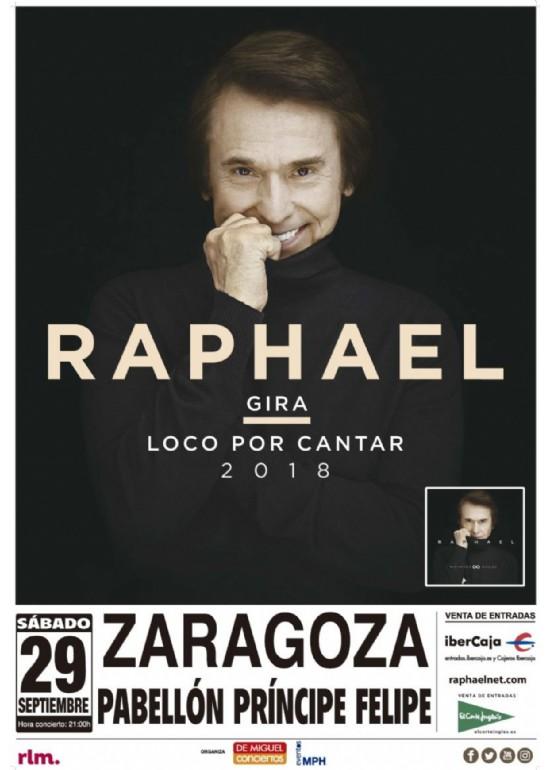 29 septiembre 2018 CONCIERTO DE RAPHAEL