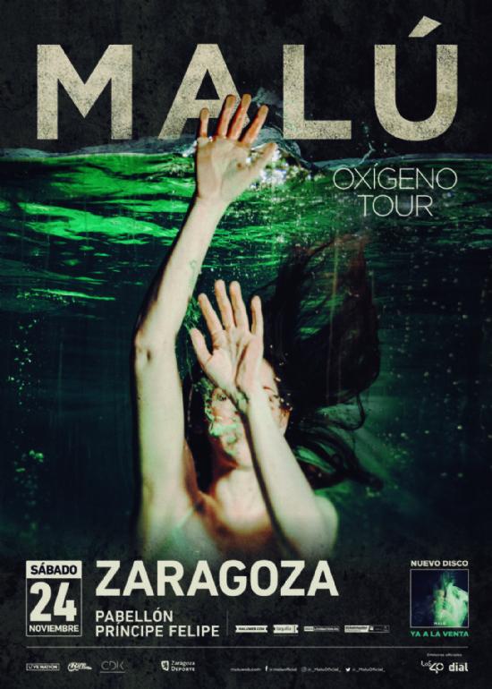 24 noviembre 2018 CONCIERTO DE MALÚ