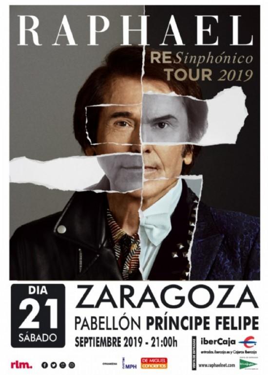 21 septiembre 2019 CONCIERTO DE RAPHAEL