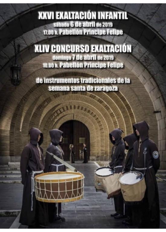 7 abril 2019 XLIV CONCURSO TAMBORES SEMANA SANTA