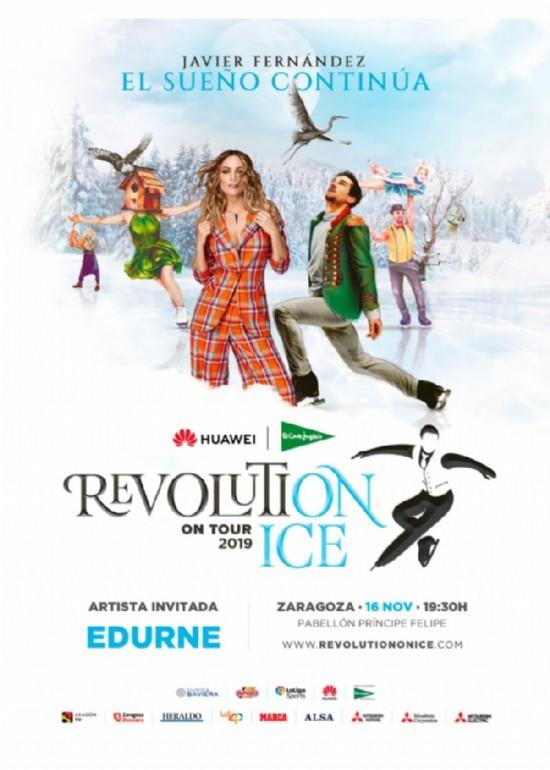 16 noviembre 2019 ESPECTÁCULO REVOLUTION ICE
