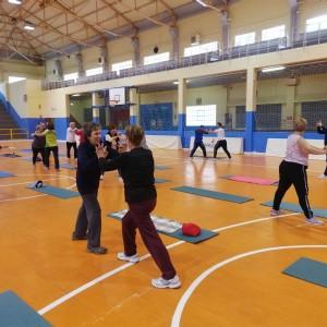 Sesiones magistrales para los usuarios y usuarias de Actividad Física para adultos y mayores de 67 años