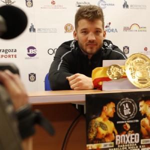 Zaragoza acoge este sábado la final del Campeonato de España de boxeo superwélter