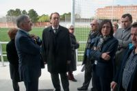Campos municipales de fútbol Delicias
