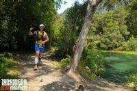 Luis Garcinuño en la Tarawera Ultra Marathon 2015