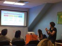 Éxito de la charla de formación a los monitores de los gerontodeportistas