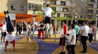3. IDE Street Workout «Mariana Pineda» (Junta Municipal Actur- Rey Fernando).