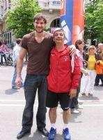CALLE 4 Día del Balonmano en la Calle. Mariano Ortega