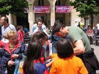 CALLE 4 Mariano Ortega firmando