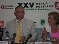 Rueda de prensa «XXV Milla de Delicias»
