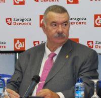 D. José Luis Calvo (Ayuntamiento de Zaragoza)