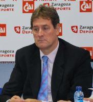 D. Fernando Arcega (Caja Inmaculada)