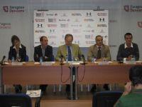 Rueda de prensa (30 septiembre 2009), Presentación «III Maratón Internacional Zaragoza»