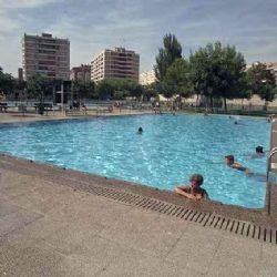Las piscinas municipales de Zaragoza han mantenido su nivel de ocupación en la campaña de verano