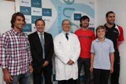 Quirón Zaragoza abre su «Unidad de Medicina del Deporte» dirigida a los practicantes de cualquier actividad física.