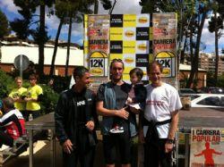 Resultados de la Carrera Popular 12k �El Rinc�n�