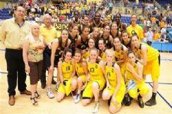 Sorteados los emparejamientos del campeonato de Espa�a Junior de Clubes de Baloncesto