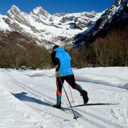Esqu� n�rdico como entrenamiento invernal para corredores