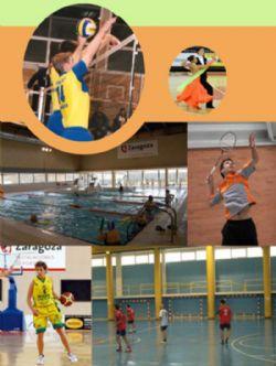 Segundo turno de la campaña «Juegas en casa 2014-2015» para la reserva de espacios deportivos municipales