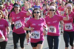 Agotados los 6.500 dorsales de la Carrera de la Mujer Zaragoza 2014 que se disputará el 9 de noviembre