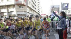 Éxito de la Carrera Ibercaja «Por la integración» 2014