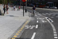 Comienzan las obras del Carril-Bici de la Avenida de Valencia