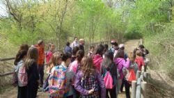Ya ha comenzado el Programa Escolar de ZaragozAnda