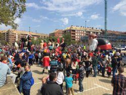 Miles de ciudadanos disfrutaron del Pabell�n �Pr�ncipe Felipe�
