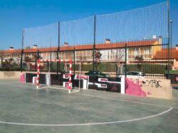 Mejoras realizadas en la tercera semana de enero en varias Instalaciones Deportivas Elementales