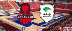 Sorteo de entradas para ver el Tecnyconta Zaragoza - Unicaja [31 marzo 2019]