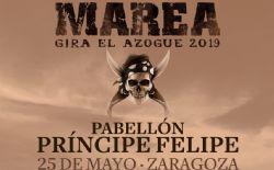 Sorteo de entradas para ver el Concierto de Marea en el Pabellón «Príncipe Felipe» [25 mayo 2019]