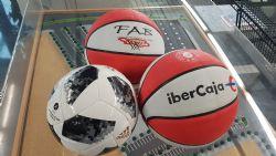 Sorteo de un balón de fútbol sala Adidas (edición limitada para la Final Four de la UEFA FUTSAL CUP 2018) y dos balones de minibasket talla 6
