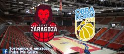 Sorteo de entradas para ver el Casademont Zaragoza - Monbus Obradoiro [29 septiembre 2019]