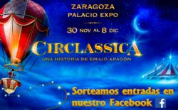 Primer sorteo de 7 entradas dobles para Circlassica [sesión del 30 noviembre - 16:30 horas]