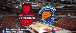 Sorteo de entradas para ver el Casademont Zaragoza - Montakit Fuenlabrada [15 diciembre 2019]