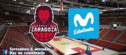 Sorteo de entradas para ver el Casademont Zaragoza - Movistar Estudiantes [29 febrero 2020]